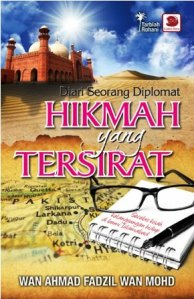 cover diari seorang diplomat kecik